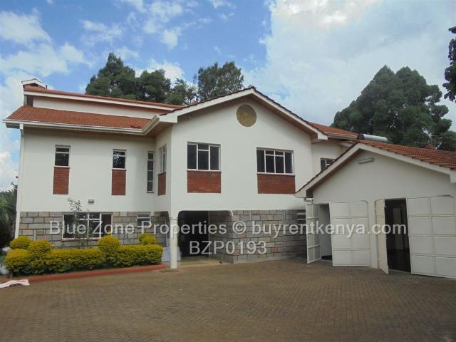 5 Bed House For Rent In Mimosa Vale, Runda