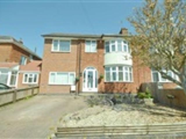 5 Bed Semi Detached For Sale Romway Drive Leicester