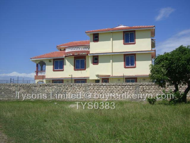 5 Bed Townhouse For Sale In Bamburi