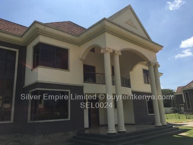 5 Bed Townhouse For Sale In Karen