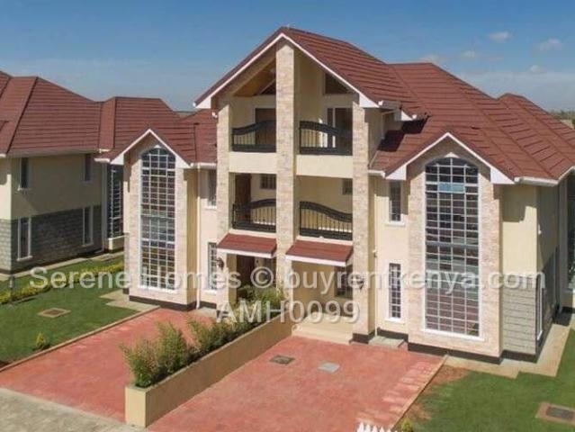 5 Bed Townhouse For Sale In Kitengela