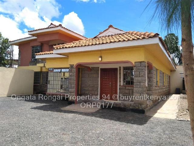 5 Bed Townhouse For Sale In Ongata Rongai