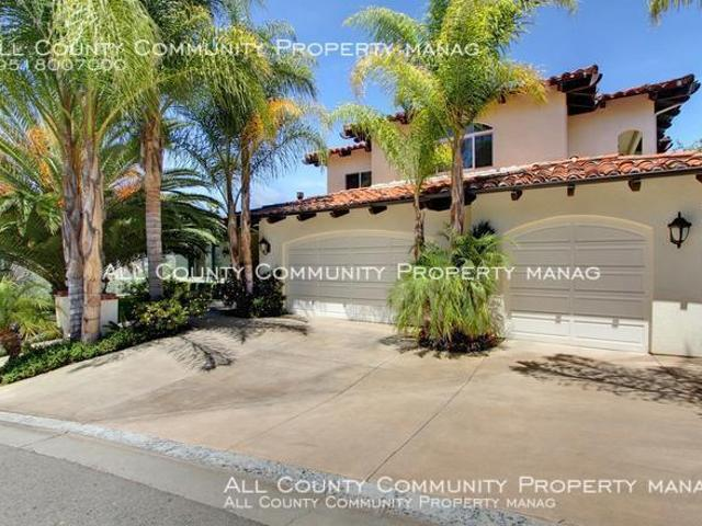 5 Bedroom 4.5 Bathroom Executive Two Story Home For Rent In Bonsall
