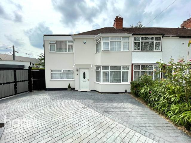 5 Bedroom End Of Terrace House For Sale