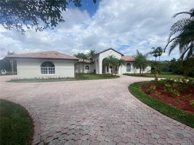 5 Bedroom Home For Rent At 3635 Park Ct, Weston, Fl 33332