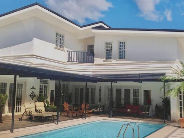 5 Bedroom House & Lot With Swimming Pool For Sale At Beverly Hills Subdivision Antipolo