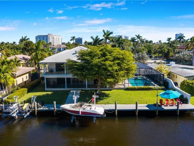 5 Bedroom Luxury Villa For Sale In Fort Lauderdale, United States