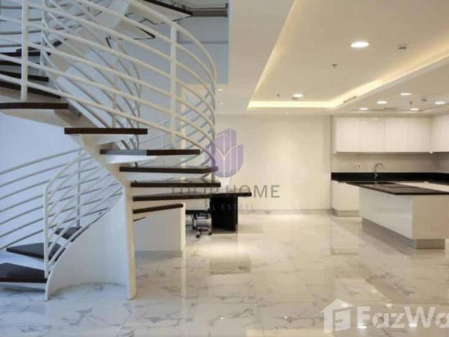 5 Bedroom Penthouse For Sale At Al Habtoor City