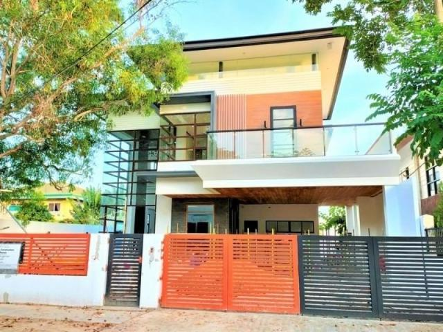 5 Bedroom Ready For Occupancy House 4 Sale In Talisay Cebu