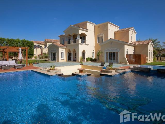 5 Bedroom Villa For Sale At Polo Homes