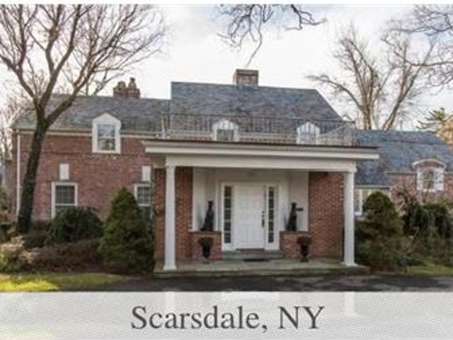 5 Bedrooms House This Exceptional Scarsdale Colonial Is The Perfect Blend Of Elegance. Wil...