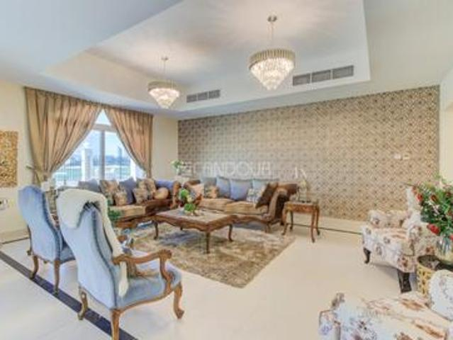 Fully Furnished   Full Golf Course View   Modern