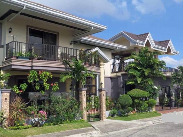 5 Br House And Lot For Sale In A Gated Subdivision