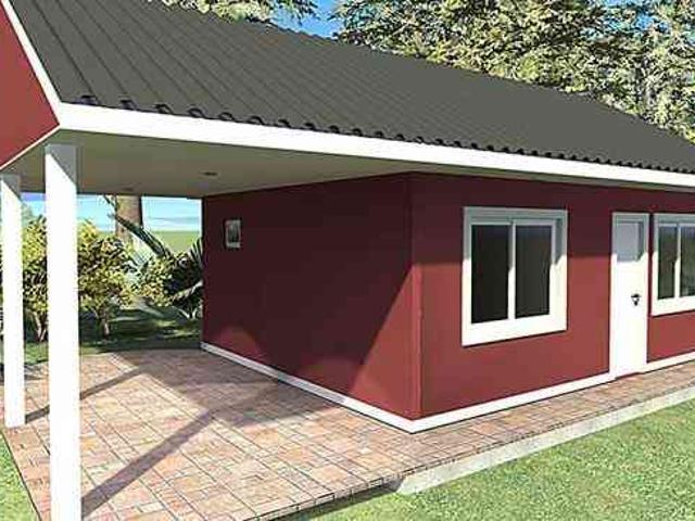 5 Casas Prefabricadas O Cabañas De 42 M2