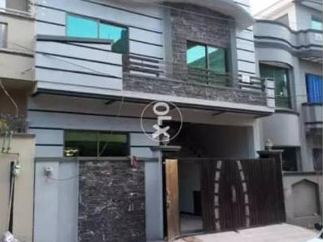 5 Marla 15 Story House For Sale In Ghauri Town Ghouri Town