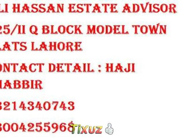 5 Marla 2 Bed Upper Portion For Rent In Q Block Model Town Lahore Rent