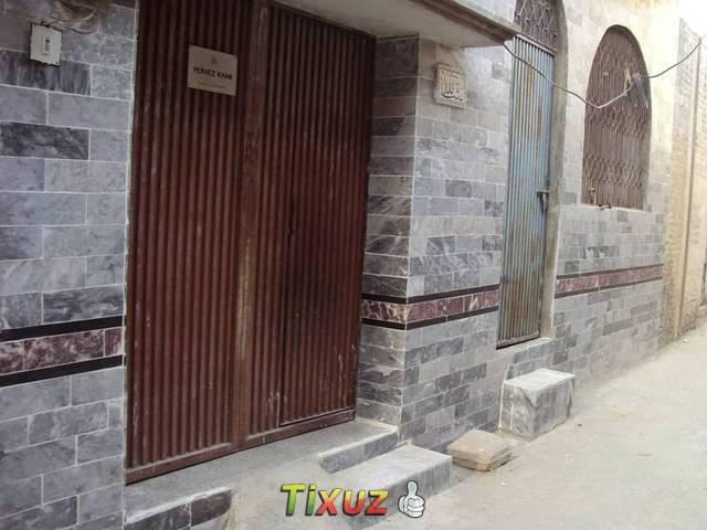 5 Marla Beautiful House For Sale Or Exchange At Irum Colony Mardan