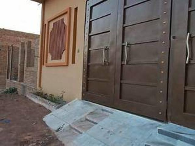 5 Marla Brand New House For Sale In Peshawar