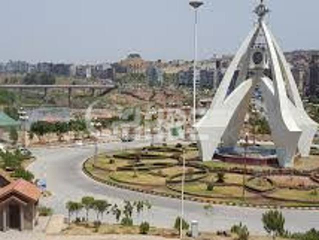 5 Marla Commercial Land For Sale In Rawalpindi Block E, Bahria Town Phase 8