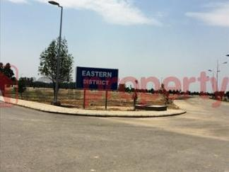 5 Marla Commercial Plot For Sale In Bahria Orchard Phase 1