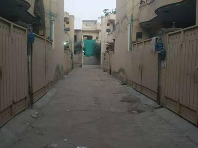5 Marla Double Story House For Sale At Shalimar Colony Street 15