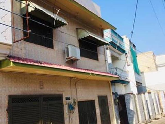 5 Marla Double Story House For Sale In Farooq Azam Colony