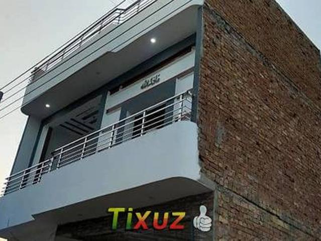 5 Marla Double Story Well Furnished House For Sale