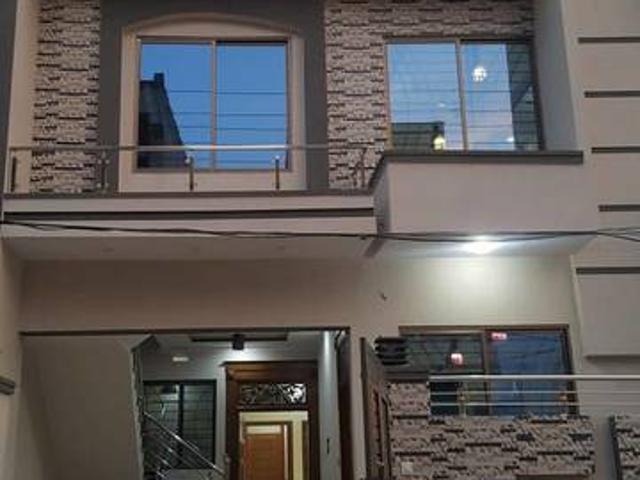 5 Marla Ground Portion For Rent At Airport Housing Society