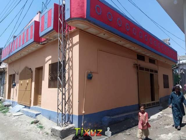 5 Marla House For Sale In Mansehra Paano Dheri