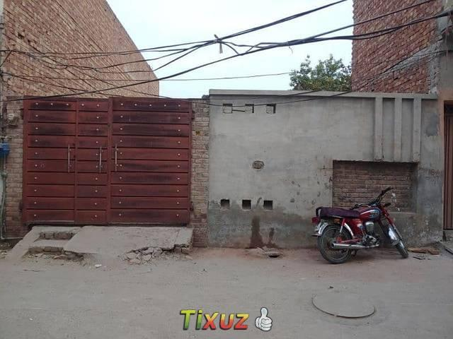 5 Marla House For Sale In Mohallah Saman Abad Near Millat College