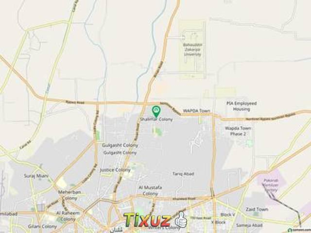 5 Marla House For Sale In Shalimar Colony Multan In Only Rs 8200000