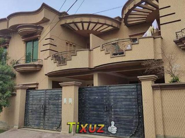 5 Marla House In Shalimar Colony Available For Sale