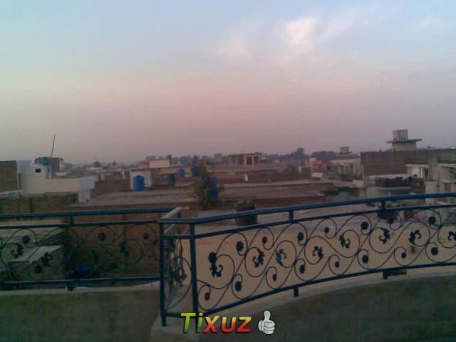 5 Marla House Upper Portion For Rent Farooq Colony Phase2