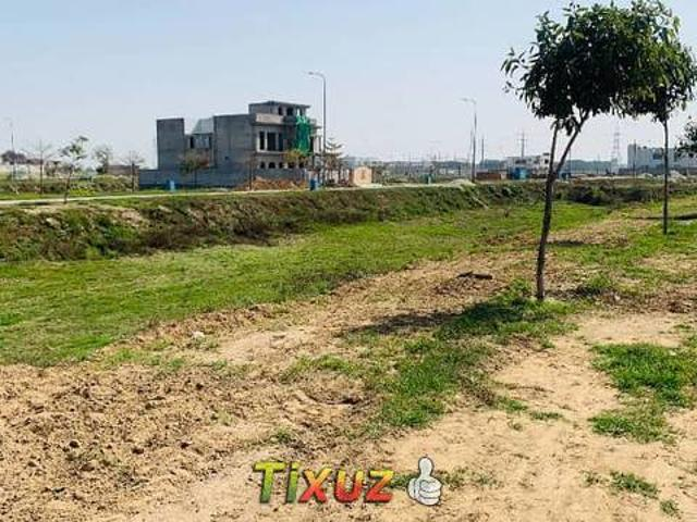 5 Marla Ideal Residential Allocation Plot File For Sale In Dha Gujranw