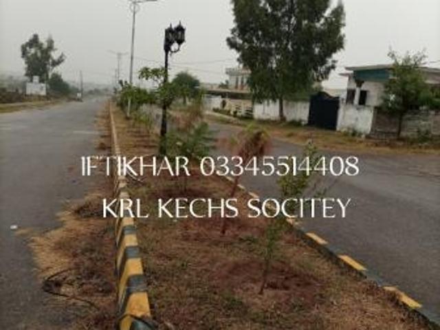 5 Marla Krl Kechs Employees Cooperative Housing Society Rawat Islamabad
