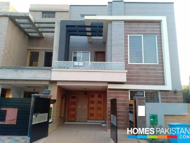 5 Marla Latest House In Sector E Bahria Town Lahore