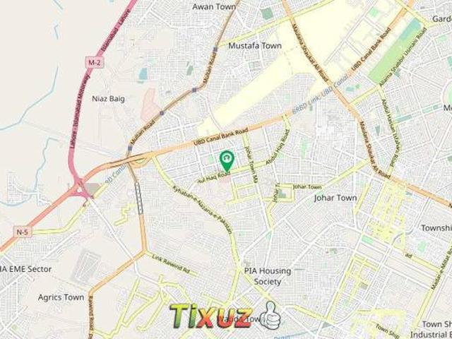 5 Marla Lower Portion In Johar Town For Rent