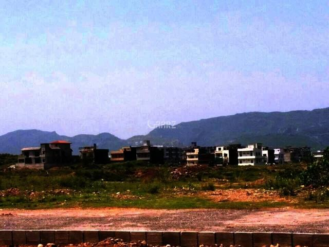 5 Marla Plot For Sale In Islamabad D 12/1
