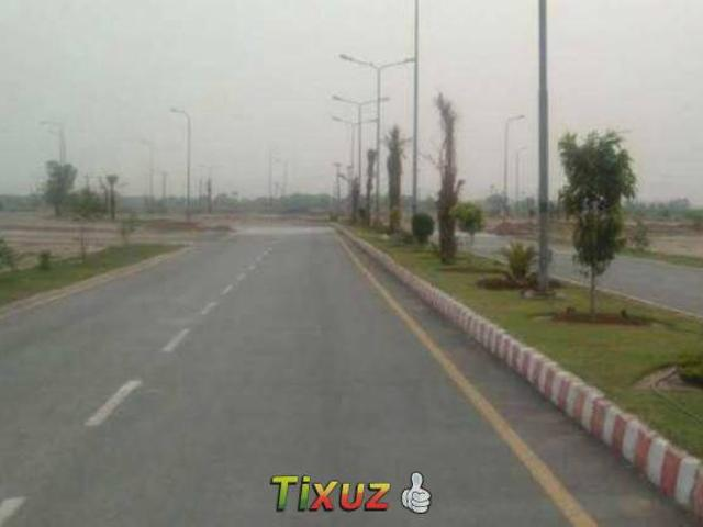 5 Marla Plot Park View Lahore Properties In Park View Lahore Mitula Homes