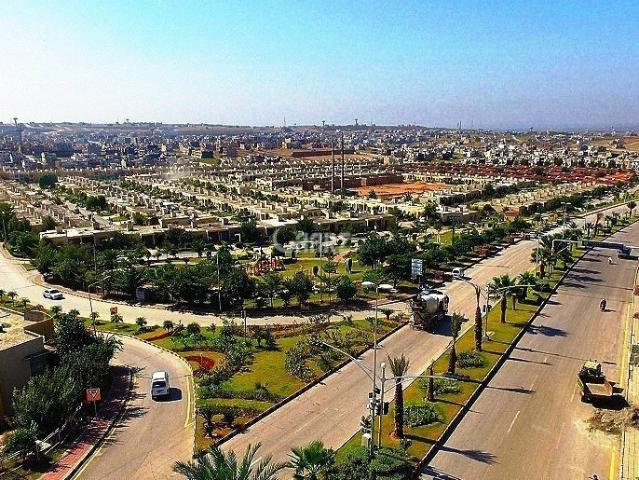 5 Marla Plot For Sale In Rabwah Bahria Town Phase 8