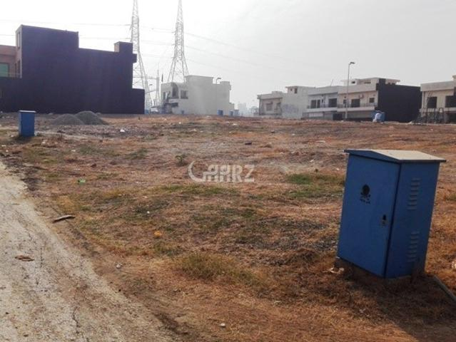 5 Marla Plot For Sale In Rawalpindi Bahria Town Phase 8