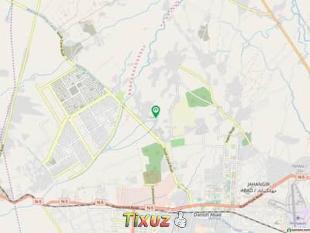 5 Marla Residential Plot For Sale Is Available In Dha Defence