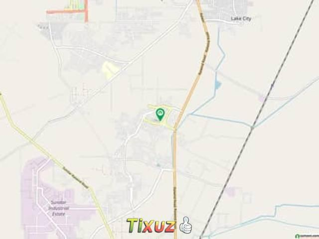 5 Marla Residential Plot Is Available For Sale In Bahria Orchard