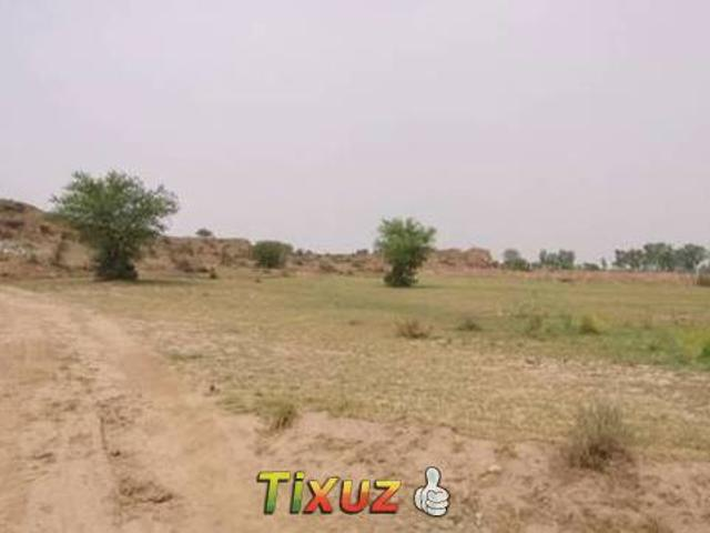 5 Marla Spacious Residential Plot Available In Adiala Road For Sale
