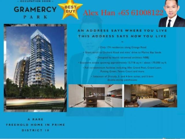 5br Penthouse, New Freehold Gramercy Park Condo At Grange Road