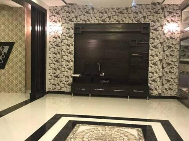 5marla Brand New Double Storey Double Unit Solid House For Sale