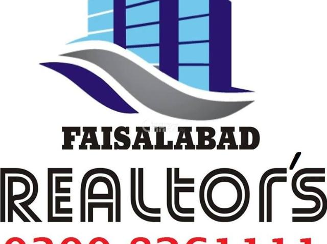 6000 Square Feet Commercial Office For Rent In Faisalabad Kohinoor