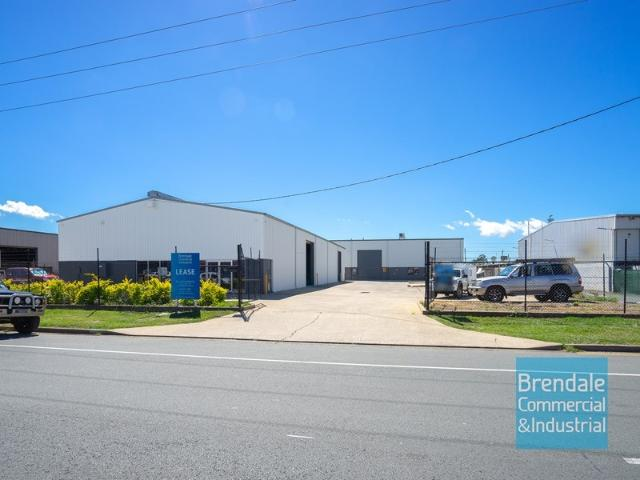 600m2 Industrial Warehouse With Office