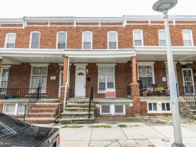 611 Mckewin Ave, Baltimore, Md 21218