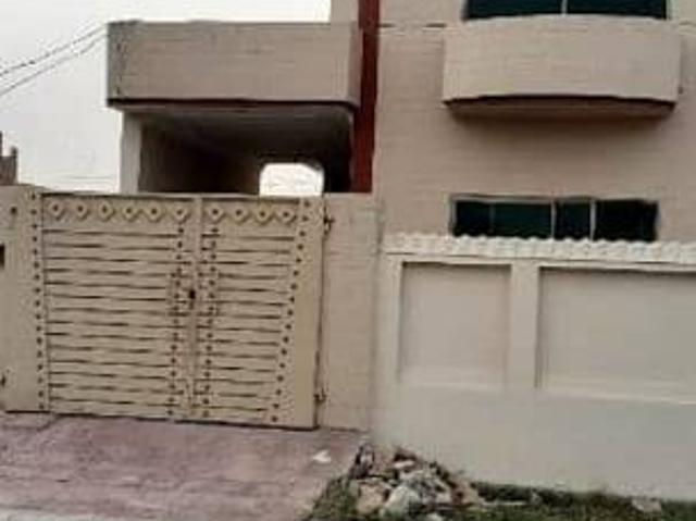 61 Marla House For Sale In Defense View Phase 1 Vehari